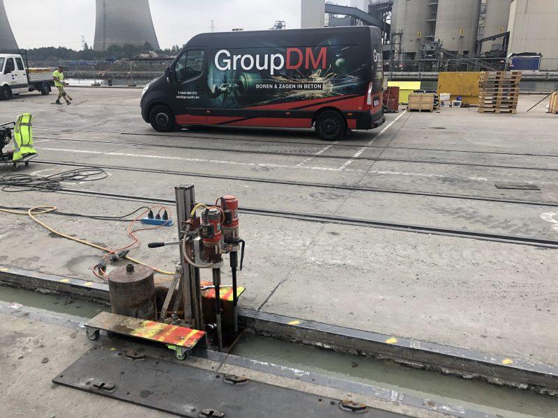 betonboringen Group DM
