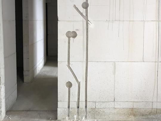 Slijpwerk en kappen in beton